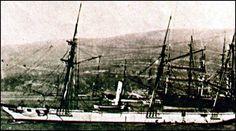 """Goleta Covadonga, La goleta, """"La Virgen de Covadonga"""", fue capturada por la Corbeta Esmeralda en la batalla de Papudo (1864). Esta nave presto servicios durante la Guerra del Pacifico. Durante la Guerra del Pacifico, la Covadonga al mando de Carlos Condell de la Haza se vio accion contra la fragata blindada Independencia (Peru), despues de ser perseguida por esta nave; la Independencia encallo, y la Covandonga la bombardeo en el Combate Naval de Punta Gruesa."""