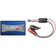 WHISTLER WJS-1800 SafeStart(TM) MINI Portable Jump Starter with USB Power Supply