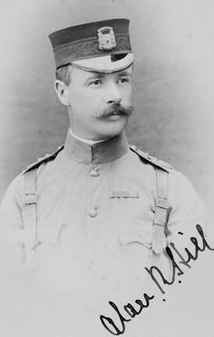 SCHIESS, Ferdnand Christian, Corporal. Natal Native Contingent, 1879; Rorke's Drift, South Africa