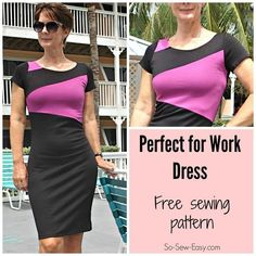 Perfect for work dress | Craftsy