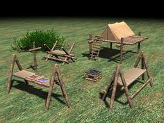 Resultado de imagen para campamentos de los boy scout