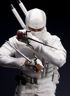 ninja swords on back - Google Search