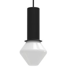 TW003 pendant lamp reintroduced by Artek recently.  Lightbulb originally designed in 1959 by Tapio Wirkkala, became popular favorite in Finland.  Now dimmable LED bulb comes with pendant fixture.