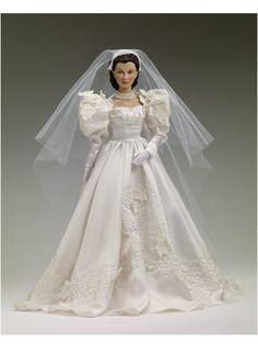 Tonner's Scarlett O'Hara Bride doll