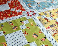 Sashing - For Farmer's Wife quilt should I get that far.