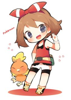 May and torchic