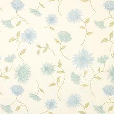 John Lewis fabric: Isabelle cornflower £14p/m