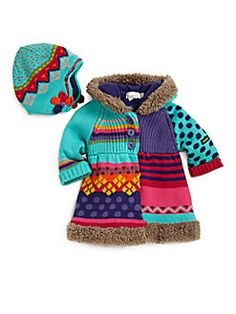 Catimini - Infant's Knit Coat