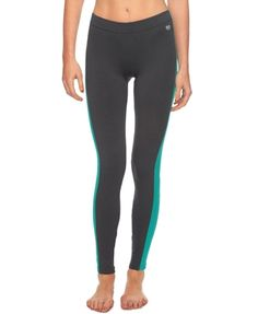 Contrast Panel Athletic Pant - StyleSays