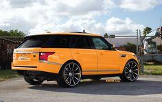 vossen wheels range rover sport