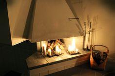 Astorian saunan takka