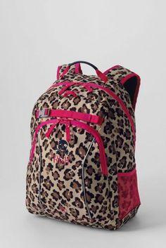 Print ClassMate® Medium Backpack from Lands' End $39.00