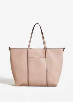 f08b2189ca2 Every Woman, Womens Fashion, Fashion Bags, Mango, Shoulder, Shopper Bag,