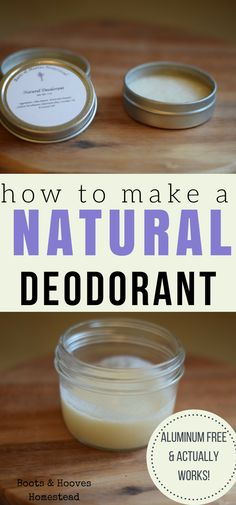 One of my favorite diy natural products I've discovered is how to make a natural deodorant that actually works!    I'm serious, it's legit. Plus, its aluminum free and I feel safe using all of these ingredients. Woot!