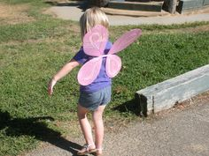 We had been studying butterflies. My friends donned their wings identifying them and fluttered off to roll out their proboscis to sip nectar from the flowers around the playground.