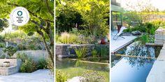 "Unsere Gärten des Jahres (Callwey-Award) / Our ""Gardens of the year (Callwey Award) Salamander, Gardens, Outdoor Decor, Home Decor, Natural Garden, Swat, Decoration Home, Room Decor, Tuin"