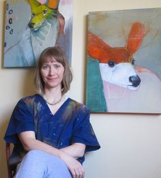 About the Artist - Rebecca Haines Fine Art