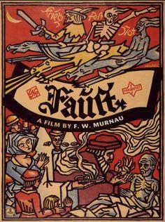 Faust – Eine Deutsche Volkssage(1926) – F. W. Murnau
