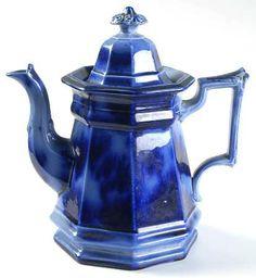 flow blue sugar bowl | WEDGWOOD CHAPOO (FLOW BLUE) at Replacements, Ltd