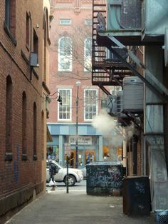 Northampton Alley | Hampshire County, Massachusetts