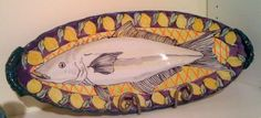 Lemonfish_Platter. Janet Belden