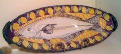 Lemonfish_Platter. Janet Belden