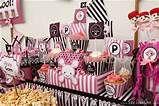 Pirate Birthday Party Ideas //