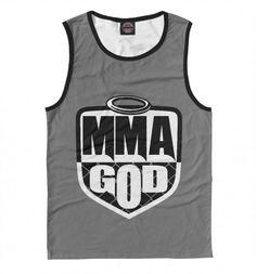 Майка Print Bar MMA God