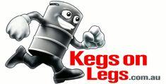 Kegs on Legs - Beer Keg Hire in Melbourne