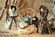 38f1b54b802 Figuras navideñas para el portal de Belén Figuras De Belen
