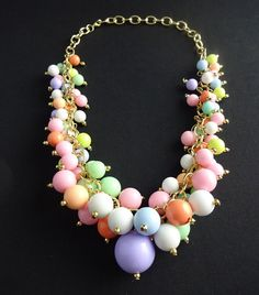 Natural Stone Jewelry Fashion Necklaces For Women Adorn Article Belong Joker Candy Grape Of Beads Necklaces Women Accessories