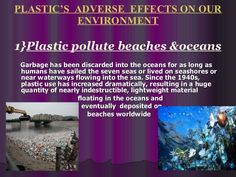 dangers of plastic bags presentation Our Environment, Plastic Pollution, Presentation, How To Plan, Plastic Bags, Jakarta, Scotland, Freedom, Science