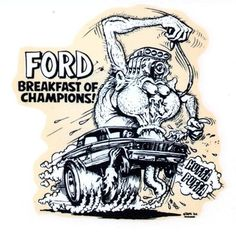 Image result for big daddy ed roth