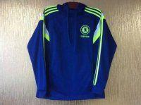 Chelsea FC 2015-16 Season Blue Hoodies [D167]
