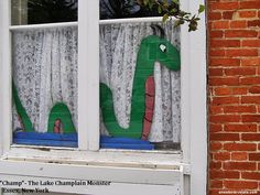 Day Trip to Historic Essex New York on Lake Champlain - Champ The Lake Monster Lake Monsters, Rv Campgrounds, Lake Champlain, Day Trip, Cool Places To Visit, York, Outdoor Decor