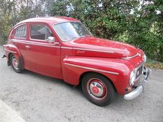 1960 Volvo, PV544