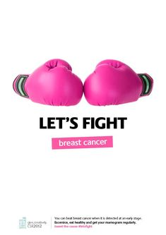 Let's Fight: Breast Cancer