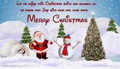 Wallpaper Merry Christmas Happy New Year Christmas tree Snowman