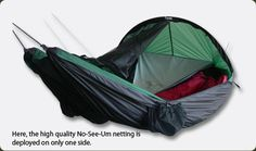 two person camping hammock? yes please.