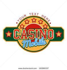 Casino Logo 写真素材・ベクター・画像・イラスト | Shutterstock