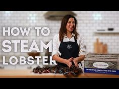 Learn how to cook the perfect lobster! We will give you all the instructions you need to cook a lobster like a professional chef. Learn how today! Boiled Lobster Recipes, Steamed Lobster, Grilled Lobster, Lobster Bake, Lobster Claws, Fish Recipes, Seafood Recipes, Appetizer Recipes, Seafood