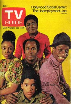 Good Times | TV Guide - 1974