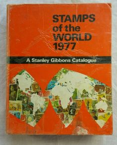 Stanley Gibbons Stamps of the World Catalogue 1977