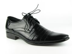 3 Men Dress, Dress Shoes, Leather Shoes, Derby, Oxford Shoes, Lace Up, Fashion, Leather Dress Shoes, Moda