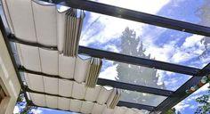 44 besten sonnenschutz terrasse bilder auf pinterest - Beschattung wintergarten seilspann ...