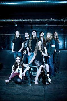 Eluveitie - folk metal