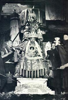 Setrap oracle at Tibet