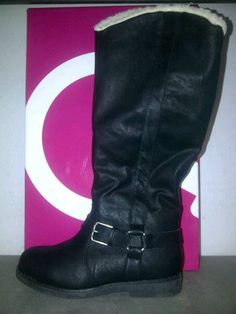 24c47158e82 Bronx Ladies Fur Lined Rider Boot.