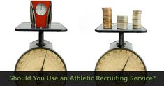 Should You Use an Athletic Recruiting Service?