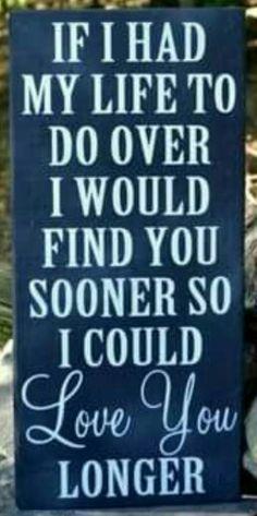 I wish I could love u longer